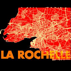 La Rochelle DrMaps heat