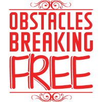 Obstacles breaking free
