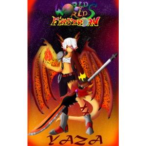 YAZA THE DRAGONEWT