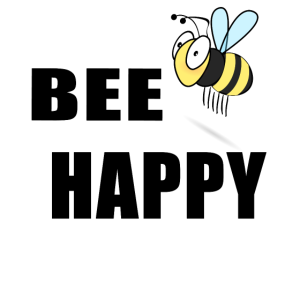 Bee Biene Bienen Tiere lustige Sprüche