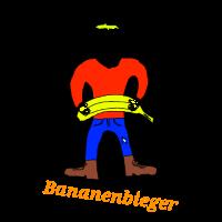 Bananenbieger