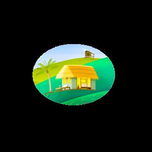 tropisch resort