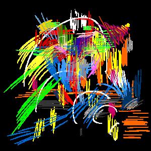 abstrakt / farben