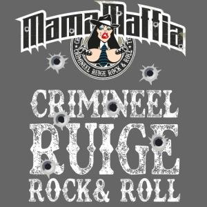 crimineel shirt wit