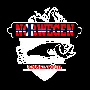 Norwegen Angeltour Angelausflug Angelurlaub Angeln