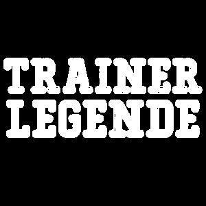 Trainer Legende