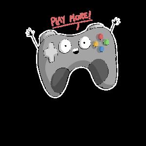 Play more Gamepad