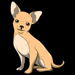 Chihuahua Hund Hundehalter Geschenk