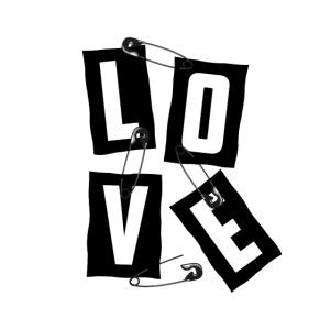 Love - Liebe - Me Loved - Geschenk
