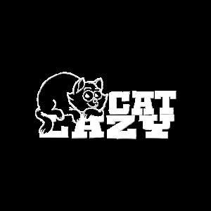 Lazy Cat - Langsame faule Katze