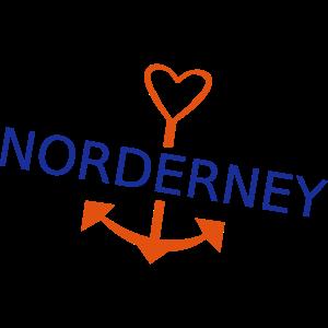 Norderney Herz Anker