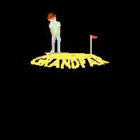 Grand Par - Lustige Opa Golfplatz Wortspiel