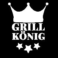 Grillkönig Grillmeister Grillen Grill instructor