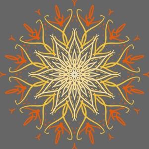 Mandala of fire
