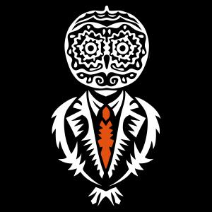 hibou costume cravate business 4