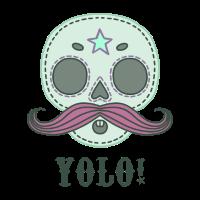 Skull Yolo