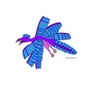 Mimosa das fliegende Urtier