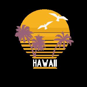 Sommer Hawaii T-Shirt