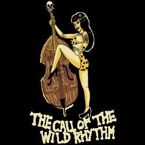 Call of the wild rhythm