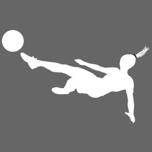 Voetbal volley vrouw