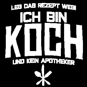 KOCH - Ich bin Koch