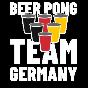 Bier Pong Team Deutschland