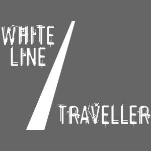 white line traveller