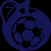 Apfel Fußabdruck Fußball