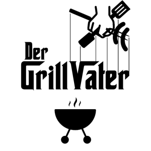Grillvater 2 schwarz