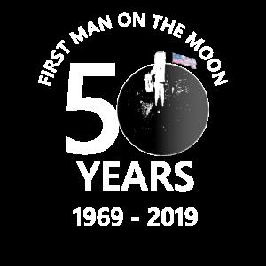 50. Jahrestag der Mondlandung feiern