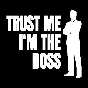 Chef Vorgesetzter Geschäftsmann Business Geschenk