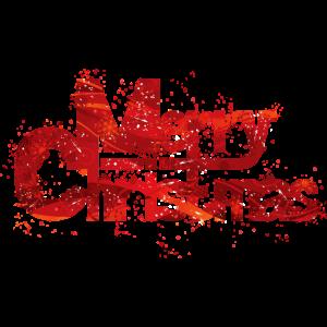 Merry Christmas - der Weihnachtsgruß