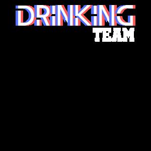 Drinking team Jungesellen abschied Party