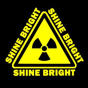 Atomlogo Strahlung Nuklear