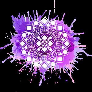 Mandala - Lila