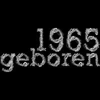 Geboren 1965 / Jahrgang 1965
