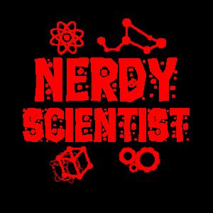 Nerdy Scientist