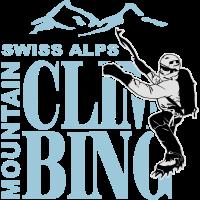 Klettern -  Bergsteigen