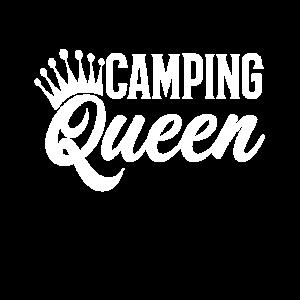 Camping Queen Camperin Wohnwagen Wohnmobil Hobby