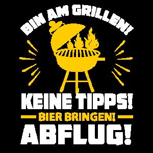 Grillen Grillmeister Grill Bier Bringen Tipps