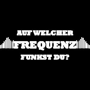 Funker Funken Radio Hobby Design Shirt Geschenk