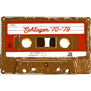 Musikkassette Schlager 70 79