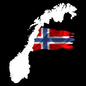 Norwegisch weiß