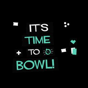 It´s time to Bowl - Bowling Hobby Strike Split