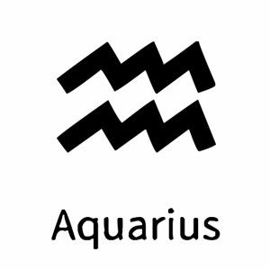 Das Zeichen des Wassermann ein tolles Sternzeichen