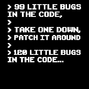 System Admin Administrator Bug Geschenk
