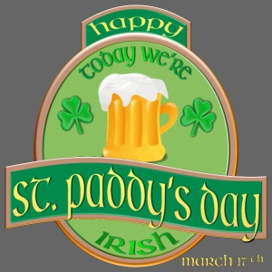 St Paddys Day Erntefest