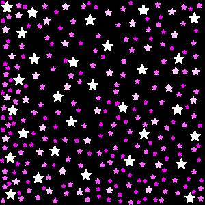Sternen Muster Design Sternenhimmel Geschenkidee