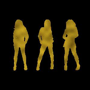 Sexy Girls Gold