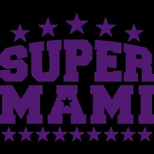 Super Mami (Schriftzug)